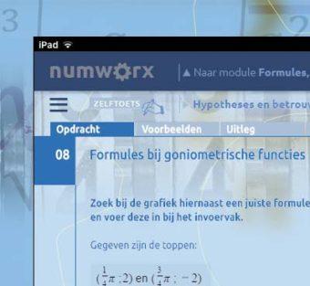Nieuwe vormgeving voor Numworx